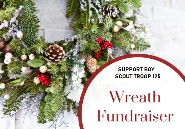 Boy Scout Troop 125 Wreath Sales